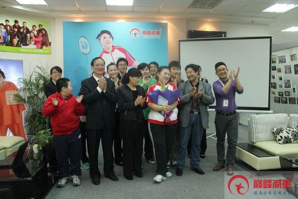 上海教育电视台帮女郎现场
