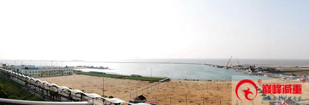 直面大海,直面自己——上海金山城市沙滩基地开营