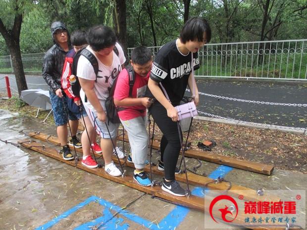 北京雁栖湖基地 生存岛挑战出游记